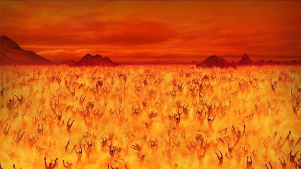 30. Γιατί ο Θεός δεν σώζει εκείνους, πάνω στους οποίους, εργάζονται τα κακά πνεύματα και εκείνους που έχουν καταληφθεί από δαίμονες;