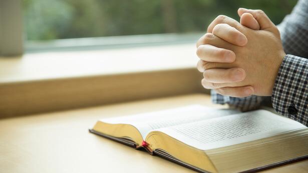 Γνωρίζετε τα τέσσερα βασικά στοιχεία της χριστιανικής προσευχής;