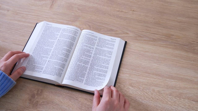 Ένας Χριστιανός φαντάζεται ότι εισέρχεται στη βασιλεία των ουρανών