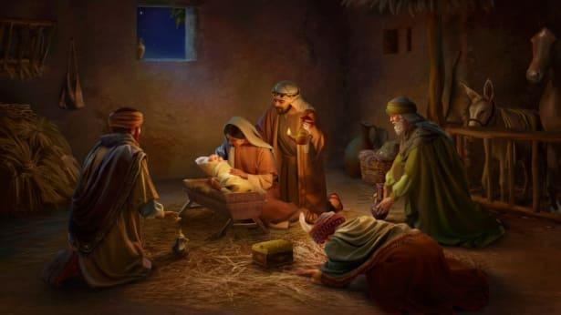 Η Γέννηση του Κυρίου Ιησού